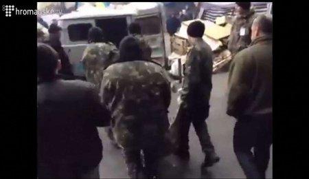 Причиною смерті активіста на Майдані став обрив тромба