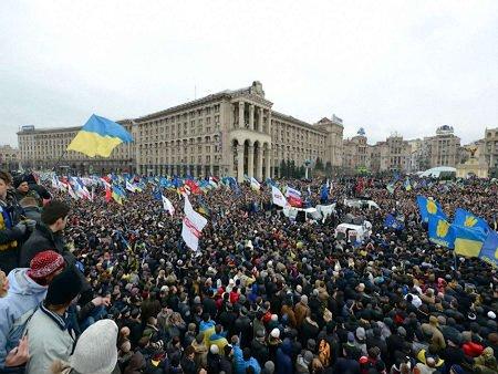 В Україні масово реєструють бренди зі словом «Майдан»