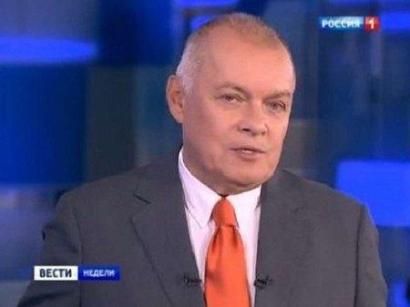 Президент Росії Володимир Путін нагородив орденом Кисельова