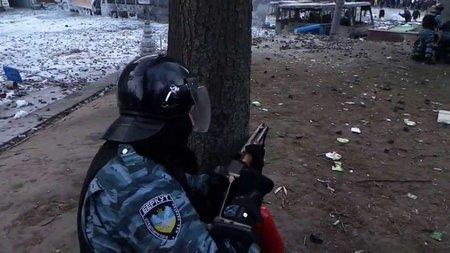 Бійці ВВ отримали наказ застосувати вогнепальну зброю, – депутат