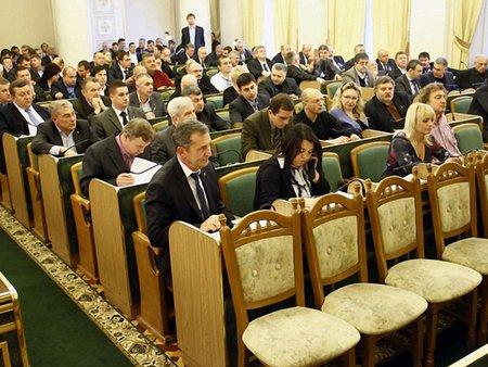 У Львівській облраді знову забракло голосів для відставки Сала