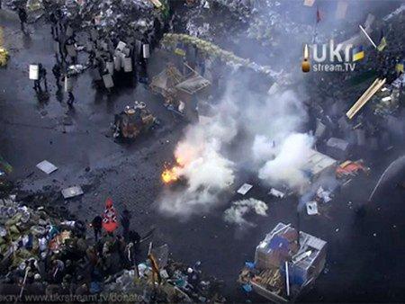 Силовики оточили Майдан у Києві