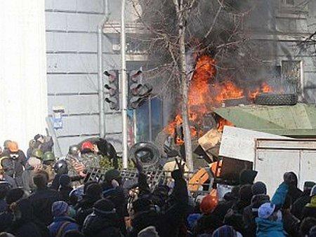 Захід засудив насилля в Києві і закликав до політичного діалогу