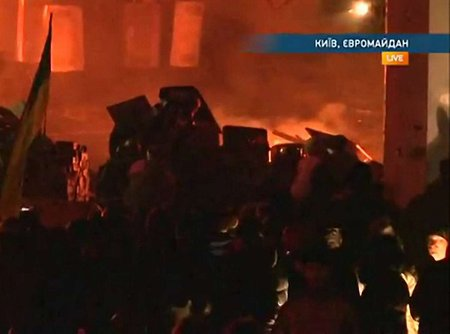 Уряд фактично ввів надзвичайний стан у Києві