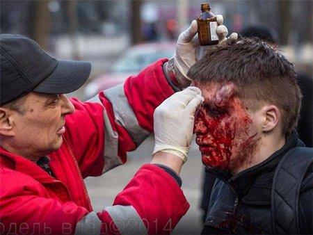 Янукович неадекватно оцінює ситуацію, – Кличко