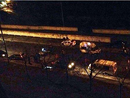 В Києві розстріляли екіпаж ДАІ, двоє загиблих