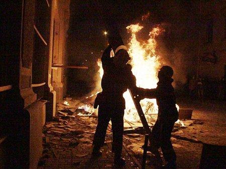 Ніч Гніву. Що сталося у Львові в ніч на 19 лютого? ВІДЕО
