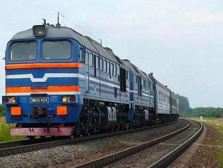 Ще один пасажирський потяг не пустили на Київ