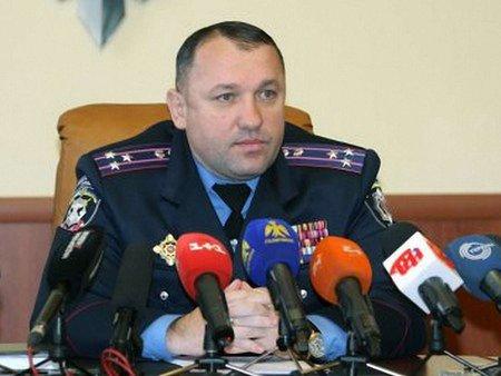 Написав рапорт на звільнення головний міліціонер Прикарпаття