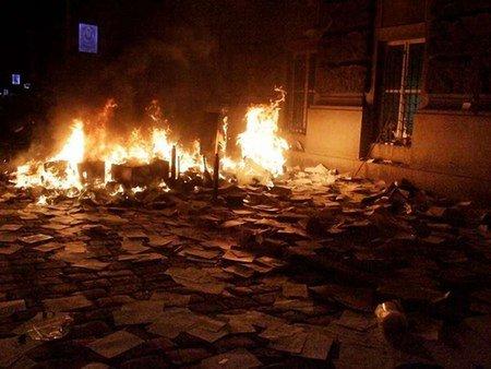 Після Ночі Гніву у Львові до медиків звернулося понад 30 людей