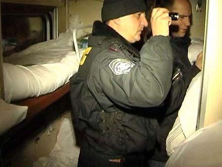У потязі «Львів-Київ» знайшли вибухівку – міліція