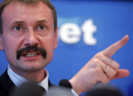 Регіонал подав у відставку з посади голови Чернівецької ОДА