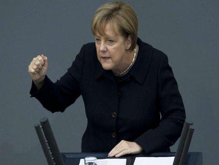 Меркель заявила про необхідність санкцій проти України