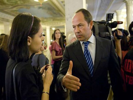 Тігіпко закликає негайно переобрати спікера і призначити прем'єра