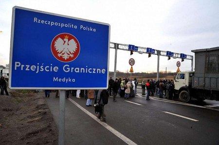 Прикордонний перехід у Шегинях розблоковано