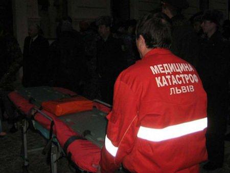 Уночі в лікарні Львова привезли 30 поранених із Києва