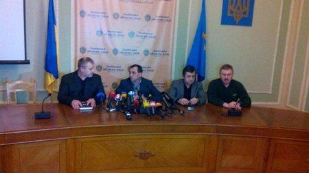 У Львові міліція заздалегідь знала про штурм головного управління