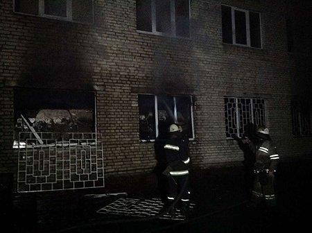 У казармі «Беркуту» у Львові виявлено два обгорілі трупи