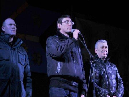 Луценко закликав львів'ян бути толерантними до екс-регіоналів