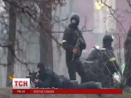 В Інтернет виклали запис переговорів, можливо, снайперів у Києві