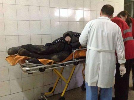 До львівських лікарень привезли 25 поранених з Києва