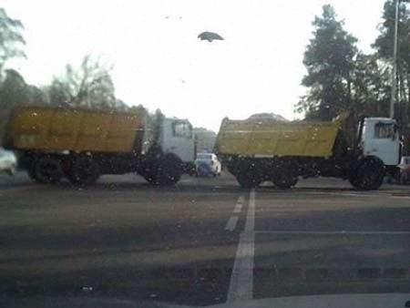 ДАІ зняла обмеження на в'їзд у Київ