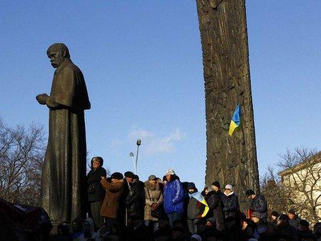 У Львові пропонують одну з площ назвати іменем Героїв Майдану