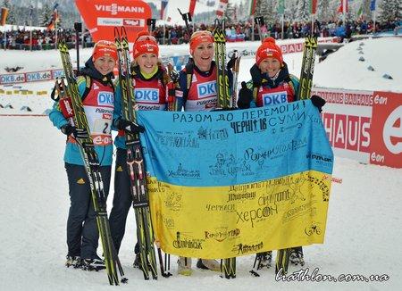 Україна виборола золото на Олімпіаді