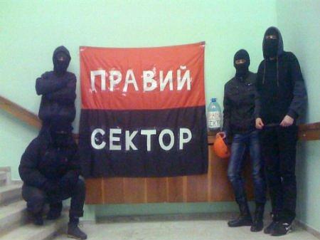 «Правий сектор» готує свої підрозділи для протидії сепаратизму