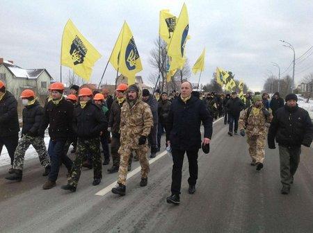 Самооборона Майдану вже повністю контролює урядовий квартал