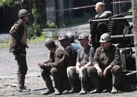 Донецьких шахтарів примусово везуть на провладні акції в Харків