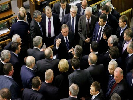 Фракцію Партії регіонів продовжують покидати депутати