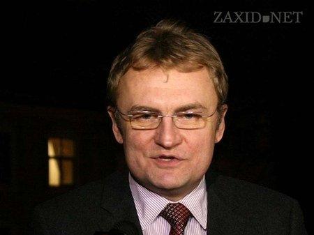 Андрій Садови повідомив, що у Львові – спокійно