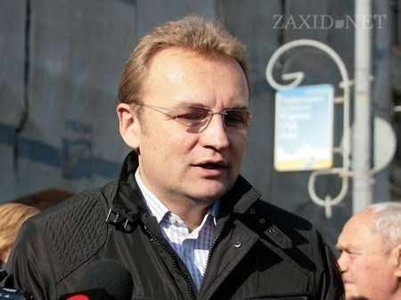 Садовий: Сепаратизм в Україні не пройде