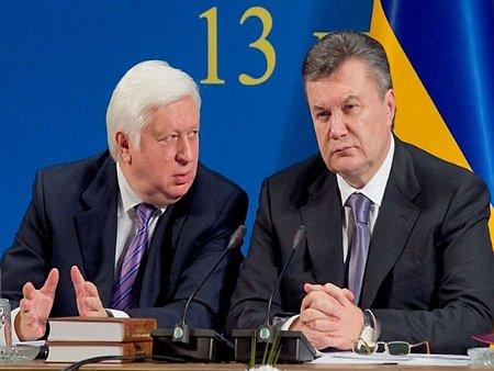 Янукович, Пшонка і Клименко намагалися вилетіти в Росію, - Турчинов