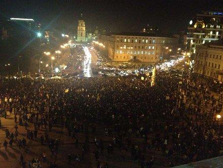 У Білорусі міліція зірвала акцію солідарності з Майданом