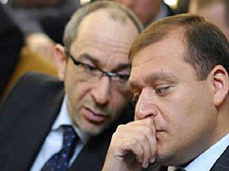 Добкін і Кернес повертаються в Україну