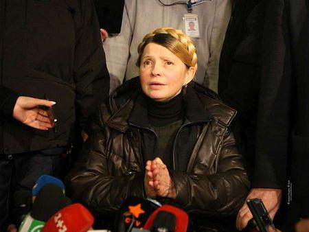 Тимошенко відмовилась від поста прем'єр-міністра