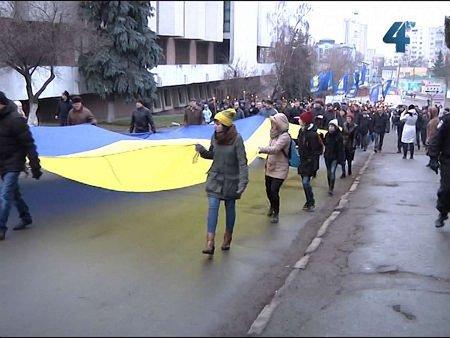 У Тернополі поставлять пам'ятник Героям Майдану