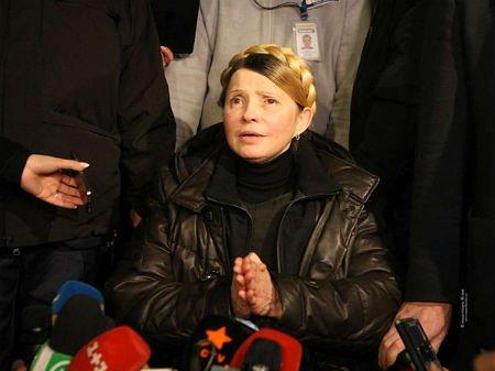 Тимошенко відвідала у Дніпропетровську важкохвору маму