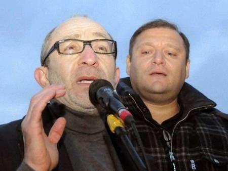 У Харкові активісти вимагають відставки Добкіна та Кернеса