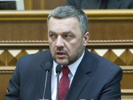 Махніцький став генпрокурором України