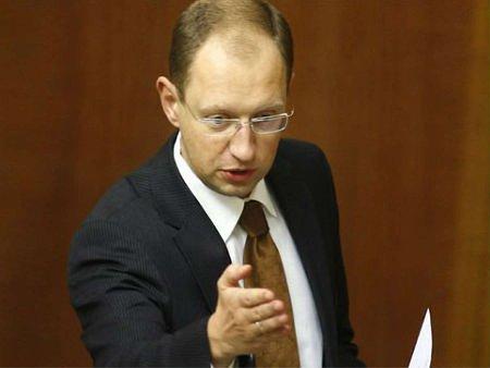 Яценюк назвав прізвища, які він хоче бачити в уряді