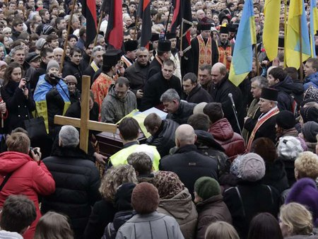 Як можна допомогти сім'ям загиблих на Майдані з Львівщини