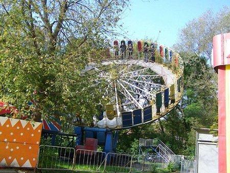 На вихідних у Парку культури запрацюють атракціони