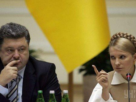 Порошенко певний, що після виборів працюватиме разом з Тимошенко