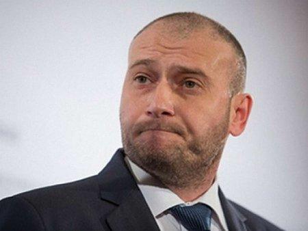 Дмитро Ярош торік не мав офіційних доходів
