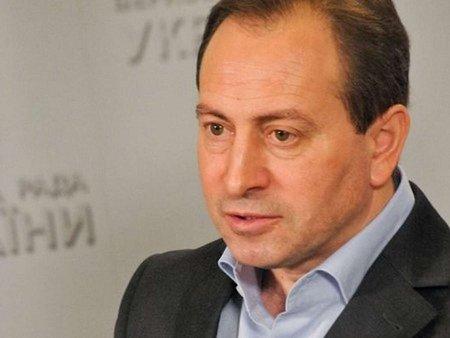 Томенко також заявив про вихід з «Батьківщини»