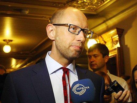Яценюк: Україна готова до переговорів з Росією
