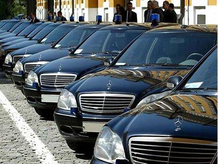 Кабмін у червні продасть 72 автомобілі з урядового автопарку